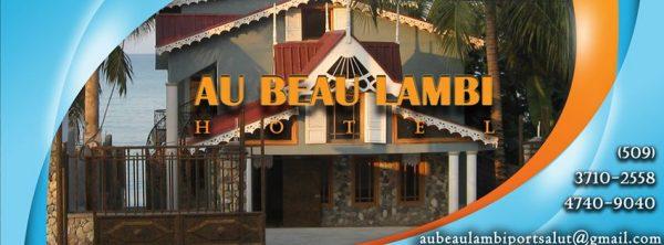Au Beau Lambi Hotel de Port Salut