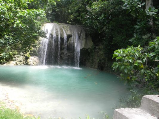 Cascade Touyac-Port Salut- Haiti